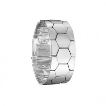 Christofle Bracelet petit modèle en argent massif code royale 06758018