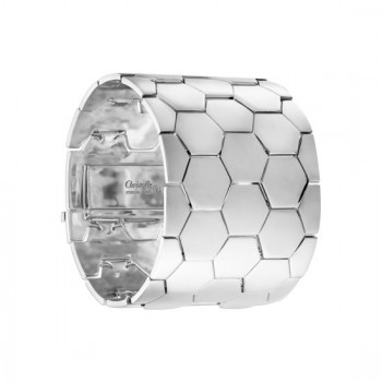 Christofle Bracelet grand modèle en argent massif 06758021